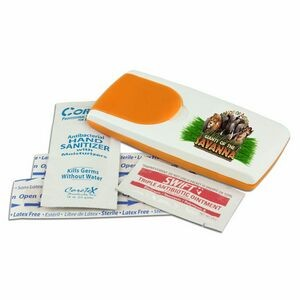 Grab-N-Go First Aid Kit - digital imprint