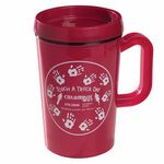Custom 22 Oz. Big Joe Insulated Travel Mug
