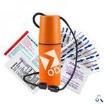 Custom Lifeline Neck Tote First Aid Kit