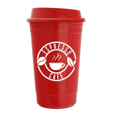 The Traveler 15 oz. Auto Tumbler