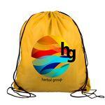 Custom Digital Drawstring Bag - 15