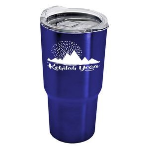 The Expedition - 18 oz. Stainless Steel Auto Tumbler