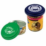 Custom Pet Food Can Lid