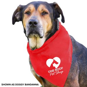 Big Doggy Bandanna