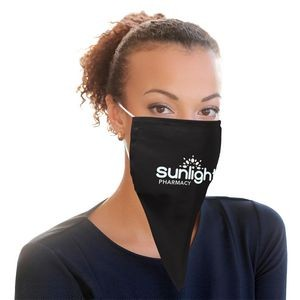 Cotton Bandana Mask 2-Ply