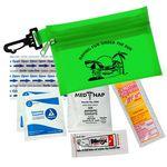 Custom Translucent Zip Tote Sun Kit