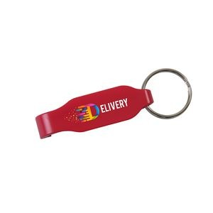 Beverage Opener Key Chain with Full Digital Imprint