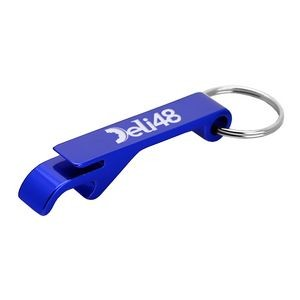 Aluminum Beverage Opener with Key Ring