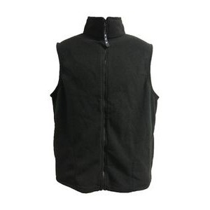 Youth Anti Pill Full Zip Vest