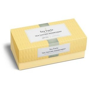 Presentation Box Tea Tasting Assortment - 20 Infusers • 2 Each of 10 Blends