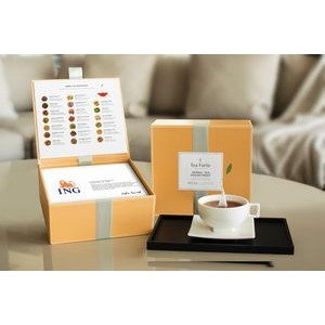 Tea Chest Tea Tasting Assortment - 40 Infusers • 2 Each Of 20 Blends