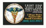 Custom Doctor Office Business Card Magnet (3.5