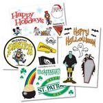 Custom Stickers (24 Sq. Inch)