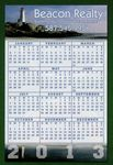 Custom Calendar Magnet - 23.1-25 Sq. In. (30 MM Thick)