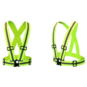 Custom Safety Reflection Strap With High Visibility