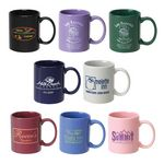 Custom 11 Oz. Standard Ceramic Mug