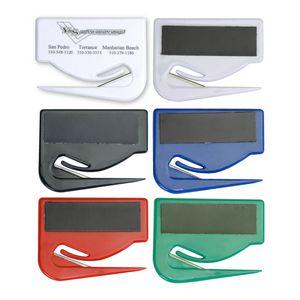 Letter Opener W Magnetic Backside