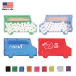 Custom Truck Shaped Mint Box w/Toothpicks