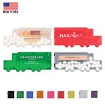 Custom 18 Wheeler Shaped Mint Box w/Toothpicks