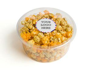 Custom Chicago Mix Popcorn