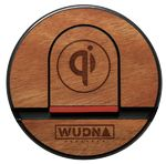 Custom Wooden Qi Wireless Charger