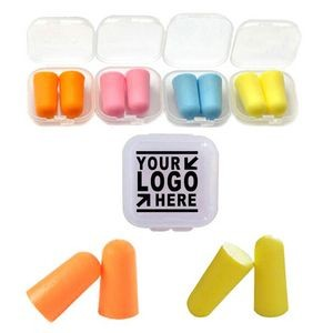 Foam Sleep Earplug Set