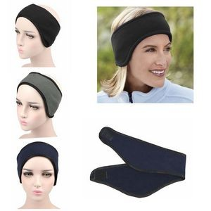 Winter Fleece Earbands & Headbands