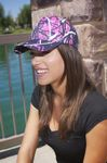 Custom Muddy Girl 6 Panel Licensed Camouflage Cap