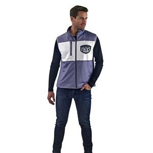 Full Zip, Fleece Vest