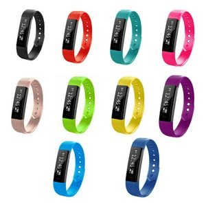 Smart Fitness Tracker Bracelet Monitor