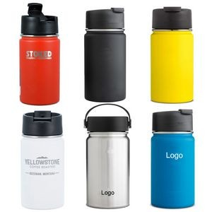 12oz Vacuum Insulated Stainless Steel Water Bottle
