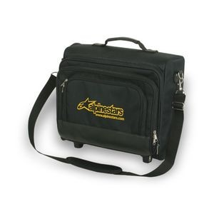 Premium Rolling Laptop Case, Travel Luggage