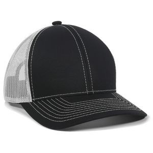 Pro Crown Mesh Snap Back