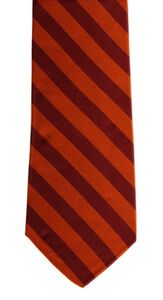 Custom Woven Silk Tie - Fabric from China - Ties made in the USA
