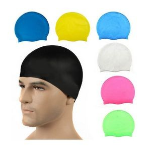 Silica Gel Swim Cap
