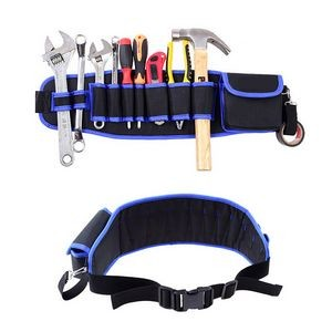 Maintenance and Construction Tool Belt Tool Pouch