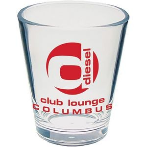 2 Oz. Tapered Shot Glass