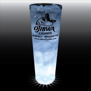 24 Oz. Plastic 5 Light, Light-Up Tumbler
