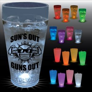 20 Oz. Plastic Light-Up Tumbler
