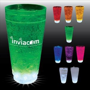 20 Oz. Plastic 5-Light Tumbler