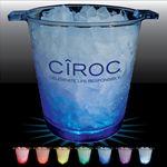 Custom 5-Light Plastic Ice Bucket
