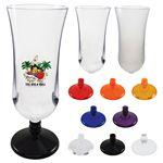 Custom 15 Oz. Standard Stem Hurricane Glass