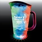 Custom 60 Oz./70 Oz. Light-Up Plastic Pitcher