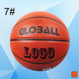 Professional Size Basketball Ball