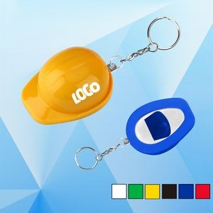 Bottle Opener with Cap Shape Keychain