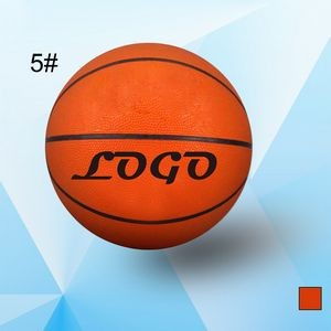 #5 Rubber Basketball