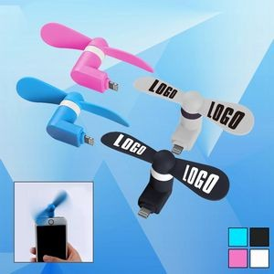 Mini USB Fan for Phone
