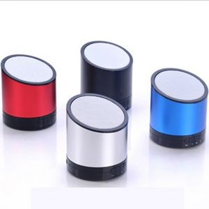 Slant Cylinder Wireless Speaker