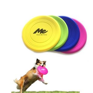 Silicone Dog Flying Disc