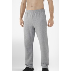 Russell Athletic Dri-Power Adult Open-Bottom Fleece Pocket Pant